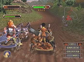 Chariot Wars (PC)