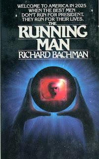 Novela The Running Man - Richard Bachman