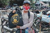 Kabareskrim Berikan 5 Ribu Paket Sembako untuk Warga di Medan