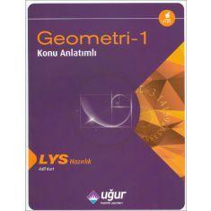 Uğur LYS Geometri 1 Konu Anlatımlı (2016)