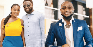 Mercy Johnson's husband, Prince Okojie reportedly sues Davido for breach of contract