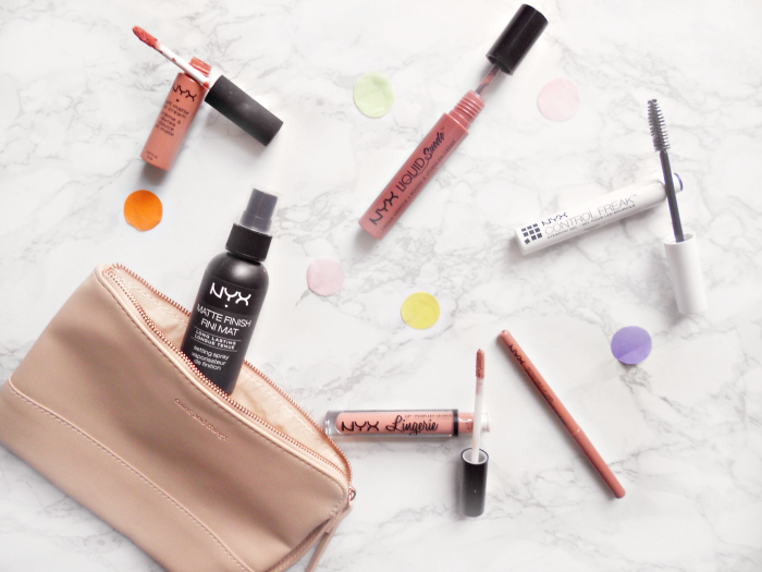 A NYX Haul & First Impressions