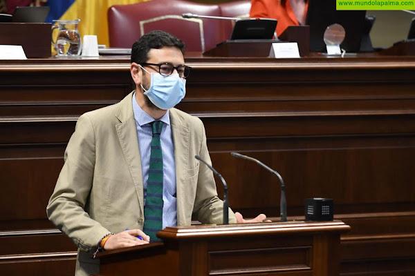 Qadri logra el apoyo del Parlamento de Canarias para posibilitar la pesca del Sable Negro