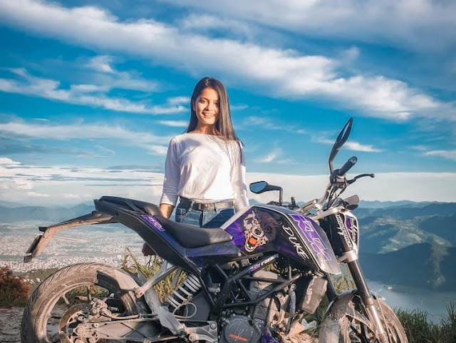 Why SHOULD NOT Women Ride Motorcycles? Feat.: Savya KC [reblog]