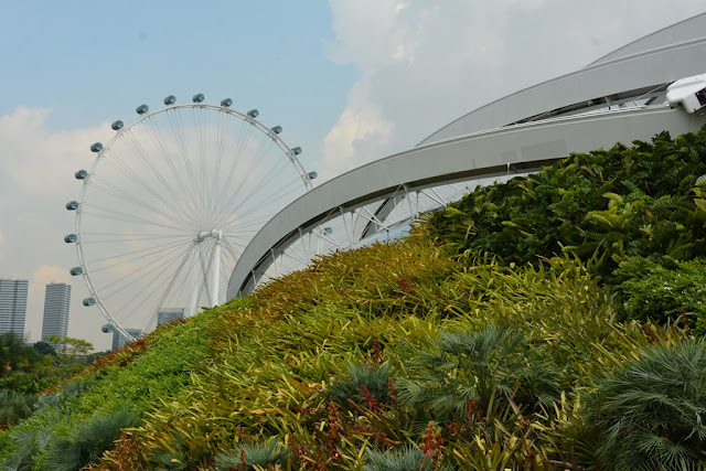 Gardens by the Bay flyer