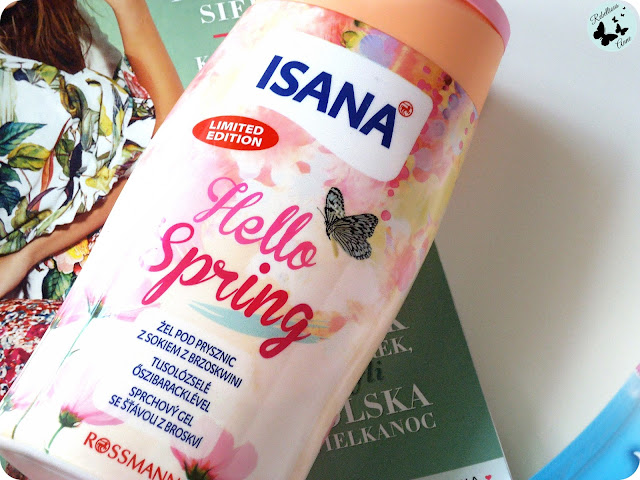 Haul wiosenny: Isana, Tangle Teezer, Gillette Venus Tropical