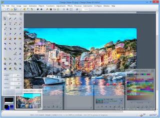برنامج, الرسم, وتعديل, وتحرير, الصور, واضافة, المؤثرات, والفلاتر, على, الصور, مجانا, Chasys ,Draw ,IES
