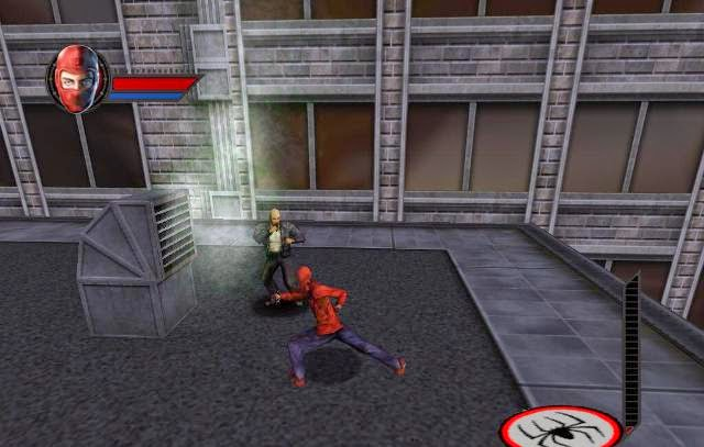 Spider-man: the movie download (2002 arcade action game).