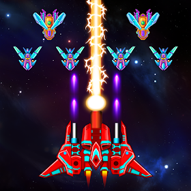 Download MOD APK Galaxy Attack: Alien Shooter Latest Version