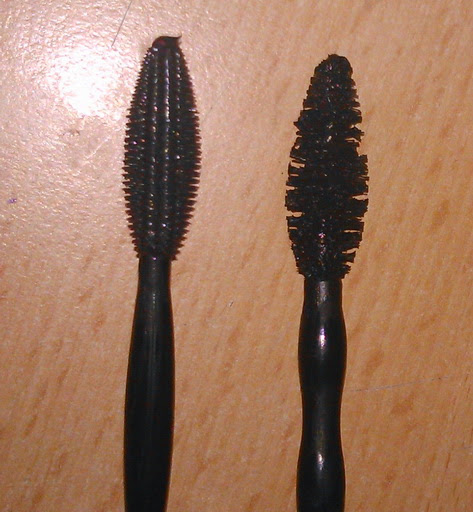 MAYBELLINE THE COLOSSAL GO EXTREME & ONE BY ONE MASCARA'S REVIEW