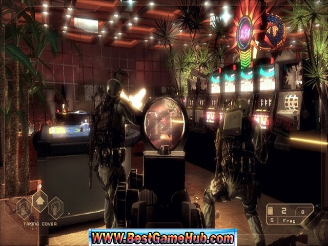 Tom Clancys Rainbow Six Vegas Steam Games Free Download