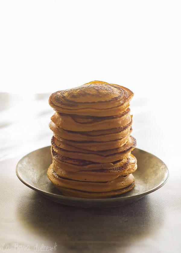 Tortitas de boniato y avena saludables #realfood #sinlactosa #singluten