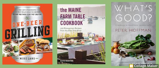 New Cookbooks for Spring 2021