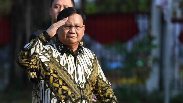 Cool di Natuna Ala Prabowo Si Politisi dan Prajurit