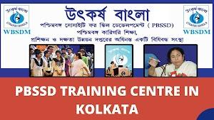 PBSSD Training Centre in Kolkata
