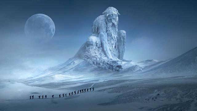 أجمل صور خلفيات الجليد