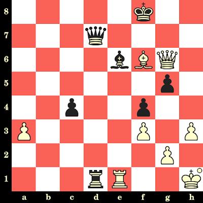 Les Blancs jouent et matent en 4 coups - Matthias Bluebaum vs Romain Edouard, Novi Sad, 2016
