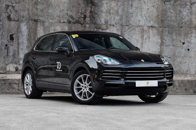 Review 2019 Porsche Cayenne V6 Philippine Car News Car Reviews