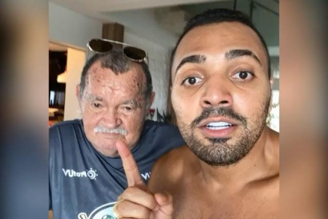 Sogro do humorista Tirullipa morre em Fortaleza  - Adamantina Notìcias