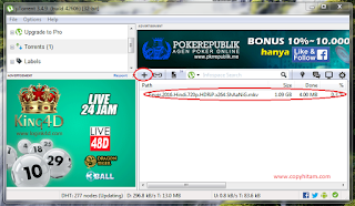 Cara Menggunakan Download Torrent