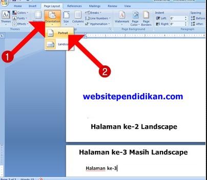 klik Orientation