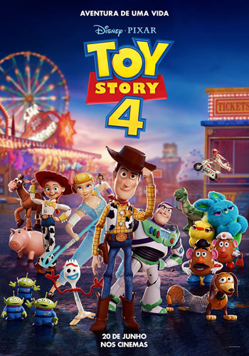 Toy Story 4 2019 Dual Audio Hindi HDCam 720p 900MB