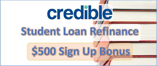 Credible Loan Bonus