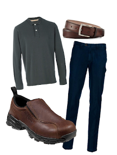 Nautilus 1620 Steel Toe Outfit