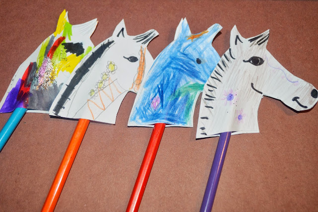 horse craft ideas for kids new year crafts for children crittens 6739
