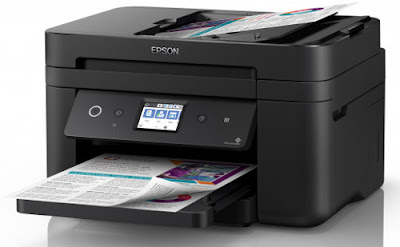 Epson Workforce WF-2860DWF Drivers Download