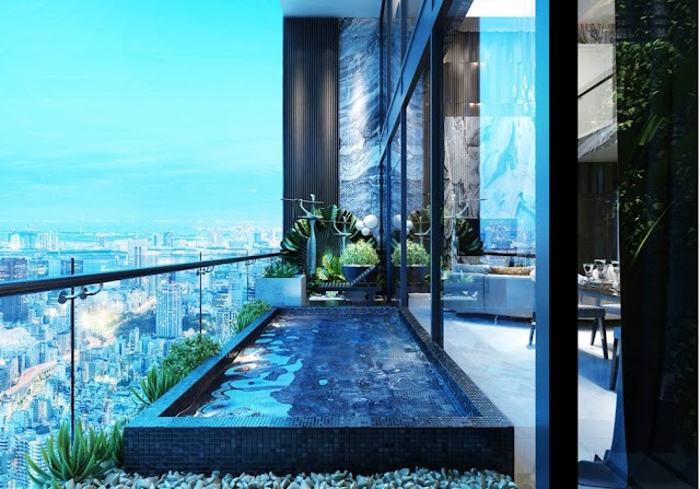 Dự án Sunshine Ks Finance Empire Hà Nội: Kỳ quan sống từ tầm nhìn không giới hạn, thu trọn sông Hồng thơ mộng