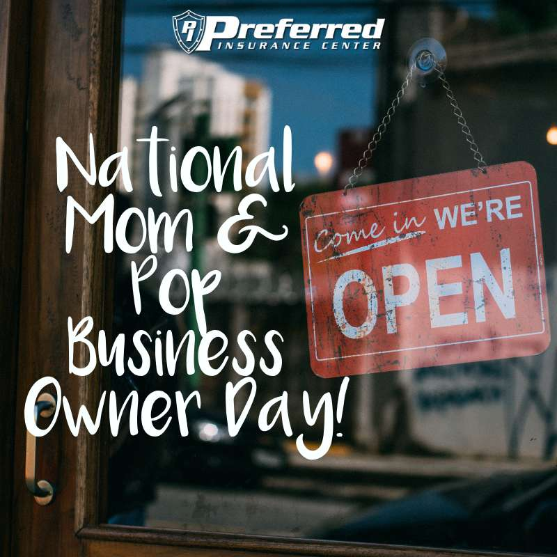 National Mom and Pop Business Owners Day Wishes Unique Image