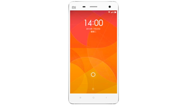 firmware - rom stock Xiaomi Mi 4