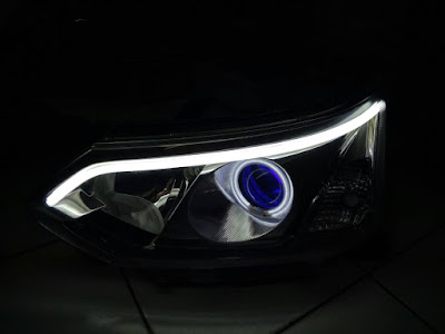 custom headlamp avanza 2017