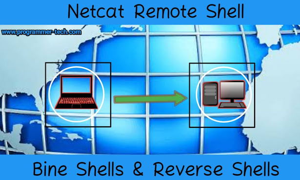 Netcat remote shell