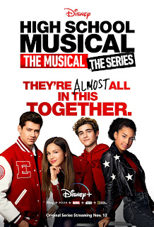 High School Musical The Musical The Series Poster D23