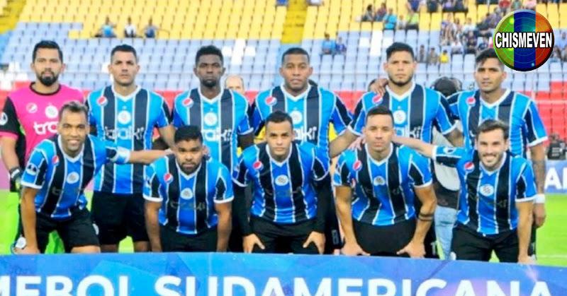 Varios jugadores del equipo de Fútbol de Mineros de Guayana dieron positivo para el virus