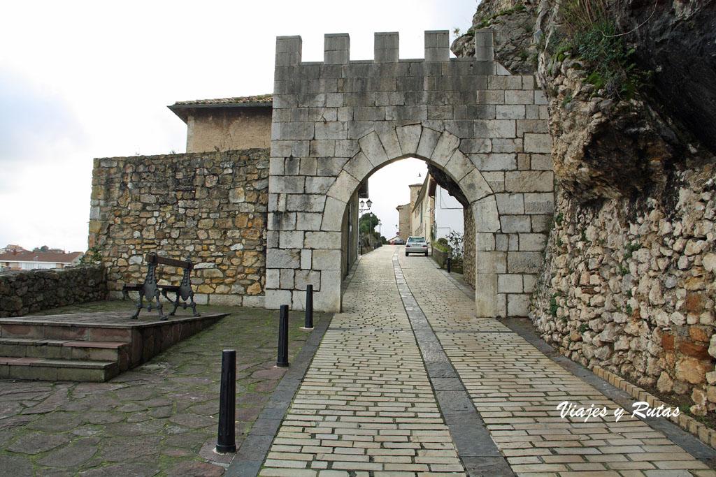 Puerta del Mar, San Vicente de la Barquera