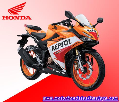 Brosur Motor Honda CBR 150 Tasikmalaya
