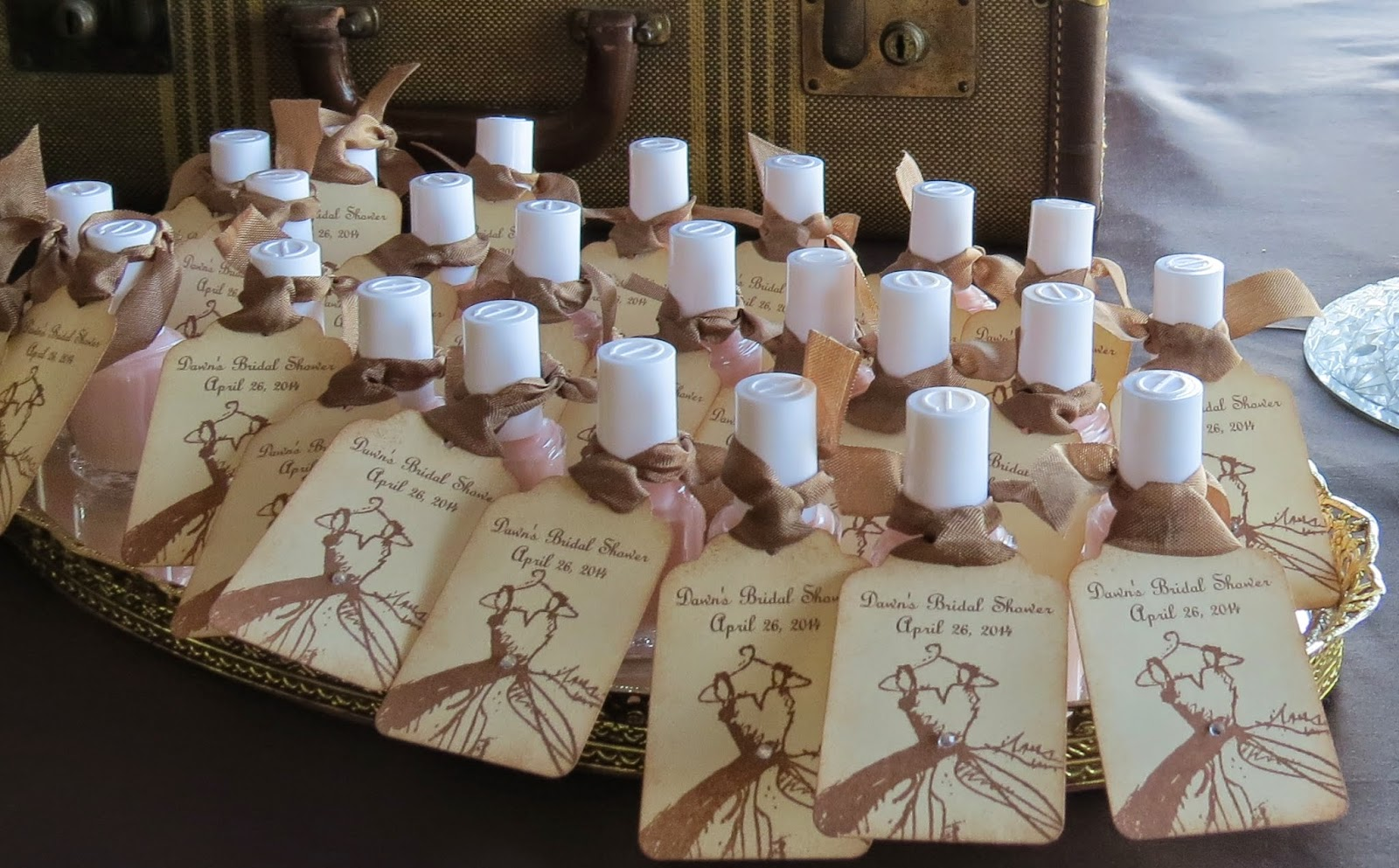 Dragonfly & Lily Pads: Sweet Love Bridal Shower