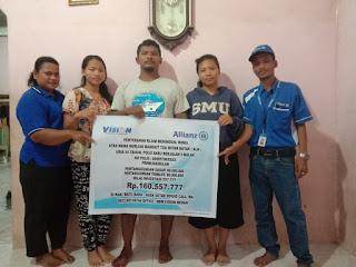 Asuransi Allianz Life Indonesia Cairkan Klaim Meninggal Dunia