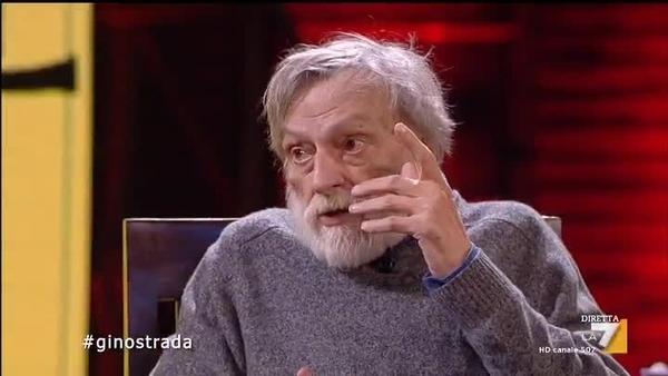 """Gino Strada in Calabria: """"Accordo tra Emergency e Protezione civile"""""""
