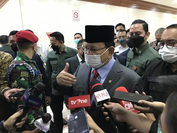 Prabowo Janji Blak-blakan soal Alutsista Rp 1,7 Kuadriliun