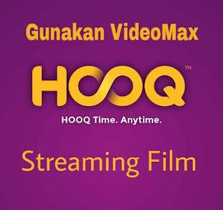 Cara Gunakan Kuota VideoMax Telkomsel Untuk Streaming Di HOOQ