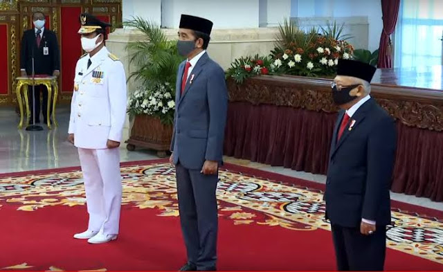 Gubernur Kepri Dinyatakan Positif Corona Usai Dilantik Jokowi, Ini Penjelasan Pemprov
