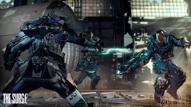 رسميا إنتهاء تطوير لعبة The Surge و الكشف عن مميزات نسخة PS4 Pro