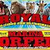 Circo Royal e Circo Marina Orfei Monti bloccati a Trani - Video