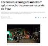 A notícia versificada por Constância Uchôa - (Pipa sem poder voar)