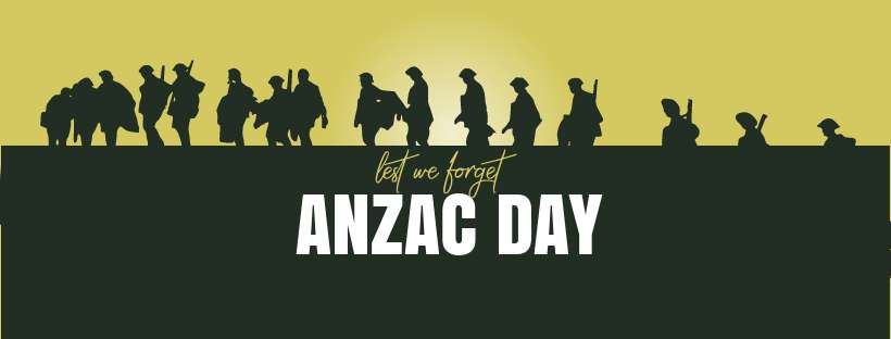 Anzac Day Wishes For Facebook