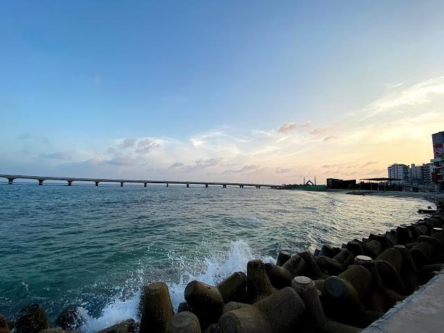 الشاطئ الصناعي Artificial Beach